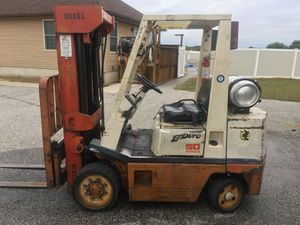 Nissan enduro 50 forklift for Sale in Millville, NJ