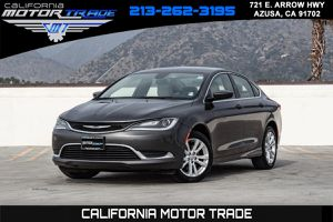 2016 Chrysler 200 for Sale in Azusa, CA