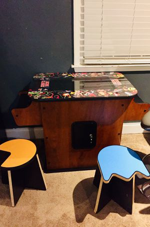 New Table top arcade game 60 game unit for Sale in Loganville, GA