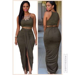 Faux suede skirt set for Sale in Lakeland, FL