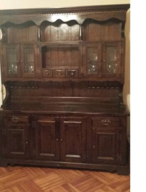 Bennington Pine Hutch~price drop for quick sell~ for Sale in UPPR MORELAND, PA