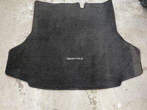 Nissan Sentra 2013+ rear trunk mat. for Sale in Miramar, FL