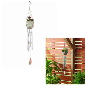 Better Homes & Gardens Planter Wind Chime for Sale in Costa Mesa, CA