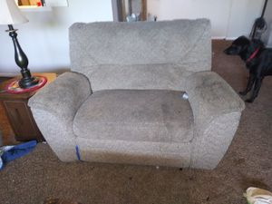 Couch and love seat for Sale in Wichita, KS