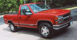Meticulously maintained 98 Chevy Silverado for Sale in Austin, TX