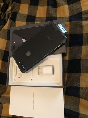 Brand new factory unlocked iPhone 8 Plus space gray I can deliver too for Sale in Hayward, CA
