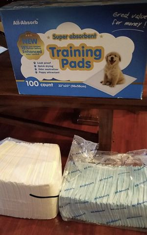 Puppy Training Pads for Sale in Hillsborough, NC