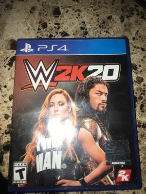 Brand new wwe 20 for Sale in Nashville, TN