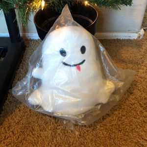 SnapChat Ghost plushie for Sale in Gilbert, AZ