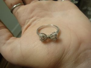 925 HoLLow Bow RiNg for Sale in Bountiful, UT