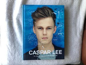 Caspar Lee - signed copy for Sale in Bensenville, IL