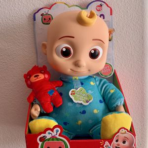 Brand New Cocomelon Musical Bed Time JJ Doll for Sale in Murrieta, CA