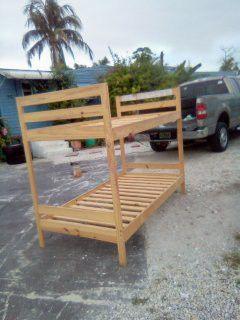 Bunk bed frame very good shape for Sale in Palm Springs, FL