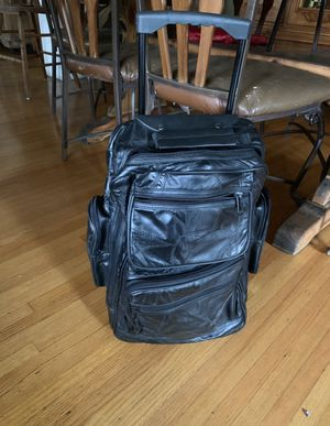 New Rolling leather backpack for Sale in Long Beach, CA