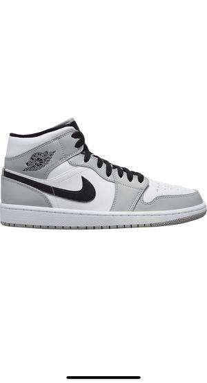 Jordan 1 Light Smoke Grey Size 12 for Sale in Kalamazoo, MI