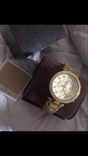 Women's Michael kors watch for Sale in San Leandro, CA