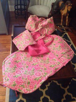 Retired Petal Pink Vera Bradley Collection for Sale in Nashville, TN