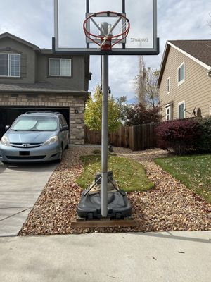 Spalding basketball hoop for Sale in Thornton, CO