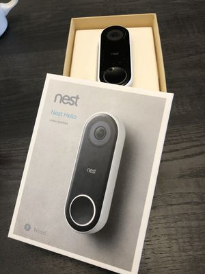 Nest Cam like new from Verizon $185 for Sale in Port Richey, FL