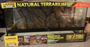 Exoterra terrarium for Sale in Colorado Springs, CO