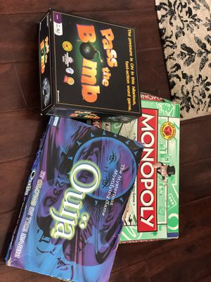 Board games for Sale in Hanover, MD