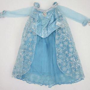 NEW Disney Parks Boutique Frozen Princess Elsa Dress Kids Large 10/12 for Sale in Orlando, FL