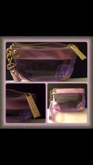 Versace travel cosmetic wristlet never been used for Sale in Chelsea, MA
