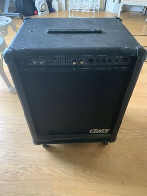 Crate Bass Amp OBO for Sale in Virginia Beach, VA