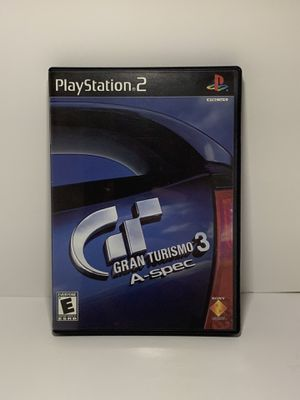 PS2 Gran Tourismo A-Spec for Sale in Southwest Ranches, FL