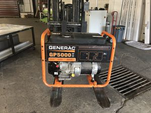 5000 Watt Generator for Sale in Morgan, PA