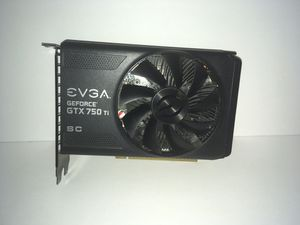 EVGA GTX 750ti COMPUTER GAMING GRAPHICS CARD for Sale in Providence, RI