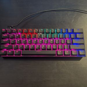 RGB Mechanical Keyboard for Sale in Vancouver, WA