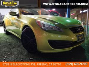 2010 Hyundai Genesis Coupe for Sale in Fresno, CA