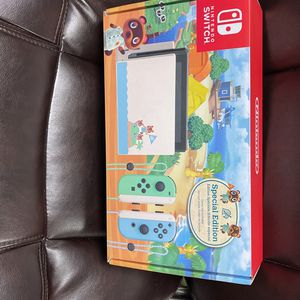 NINTENDO SWITCH ANIMAL CROSSING NEW for Sale in Hollywood, FL