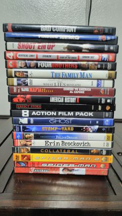 DVD MOVIES for Sale in Haines City,  FL