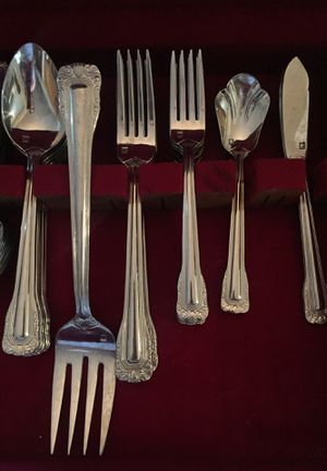 Used, Set of Silverware / Flatware for Sale for sale  San Diego, CA