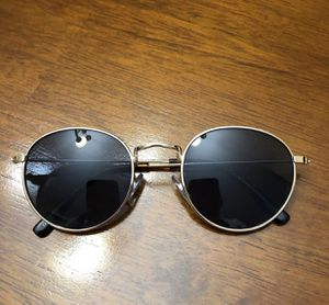 Lucky Brand Round Gold Frame Sunglasses for Sale in Modesto, CA