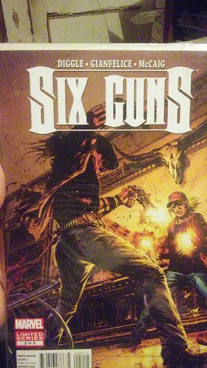 Six Guns #2 of 5 for Sale in Amory, MS