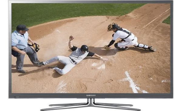 "Samsung PN60E700060"" 1080p 3D plasma HDTV with Wi-Fi"
