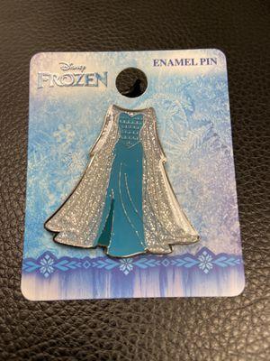 Frozen Enamel Pin - Elsa Dress - Disney Pin - Loungefly for Sale in Las Vegas, NV