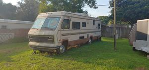 1986 monitor motorhome for Sale in NEW PRT RCHY, FL