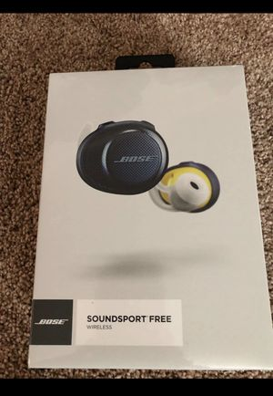 BOSE SOUNDSPORT FREE WIRELESS for Sale in South Gate, CA