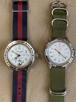 Vostok Mechanical Watches - Made in Russia for Sale in Washington,  DC