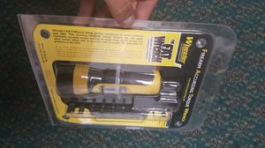 Wheeler Fat Wrench Kit Torque Wrench, Case & 10pc Bits for Sale in Baltimore, MD