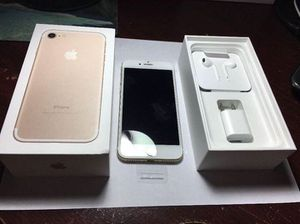 Apple iPhone 7 unlocked 64GB for Sale in Queens, NY