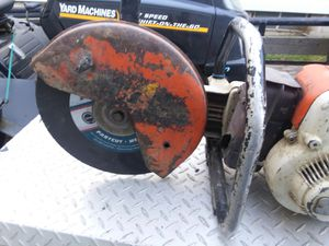 Stihl TS350 concrete saw for Sale in Ravenna, OH