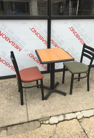 Chair and Table Lot for Sale in Queens, NY