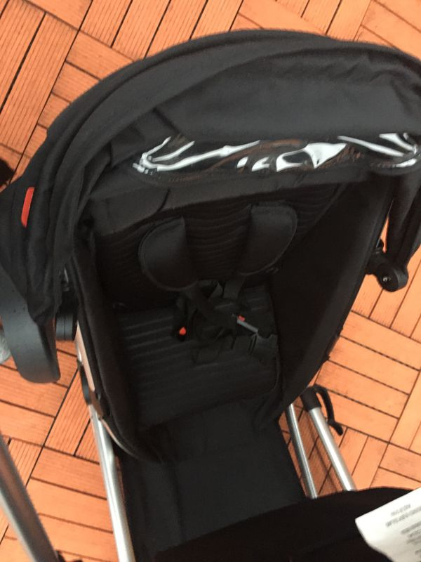 Phil and Ted's double stroller (promenade 2019 model)
