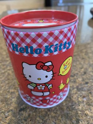 Hello Kitty piggy bank for Sale in Henderson, NV
