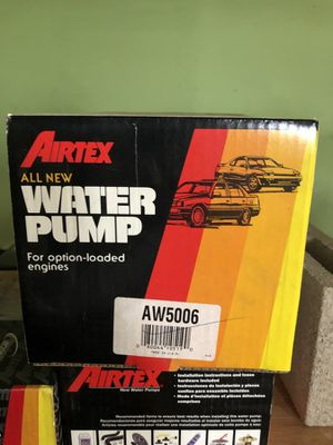 Airtex water pump AW5006 for Sale in Fresno, CA